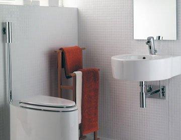 WC- und Urinalarmaturen